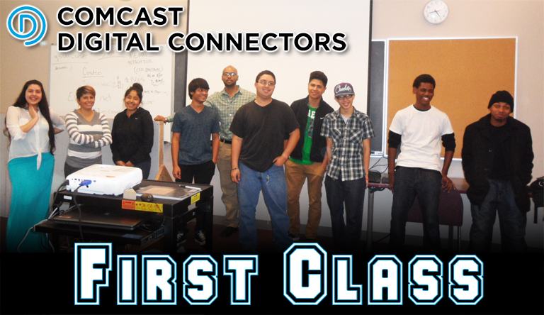 Digital Connectors First Class